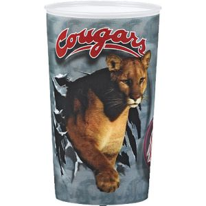 Washington State Cougars 3D Cup