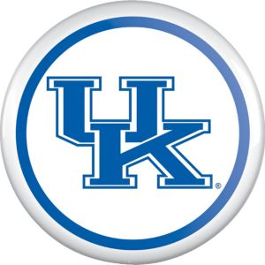 Kentucky Wildcats Button