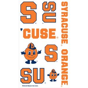 Syracuse Orange Tattoos 7ct