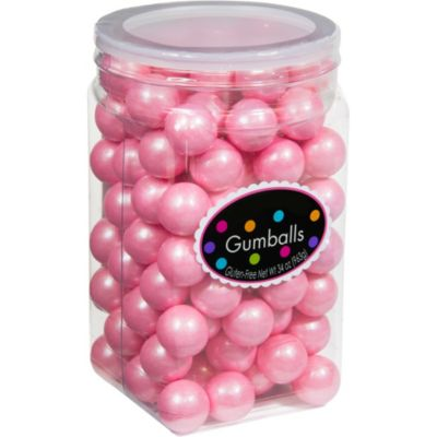 Light Pink Gumballs 115pc