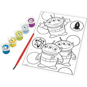 Toy Story Paint by Numbers 7pc