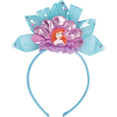 Little Mermaid Headband Deluxe - Ariel