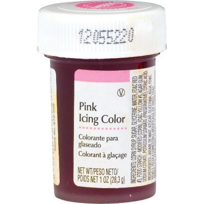 Pink Icing Color 1oz
