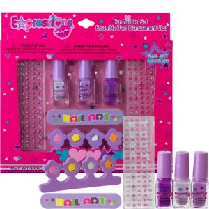 Fun Nail Art Set 7pc