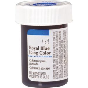 Royal Blue Icing Color 1oz