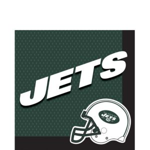 New York Jets Lunch Napkins 36ct