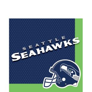 Seattle Seahawks Lunch Napkins 36ct