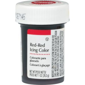 Wilton Red Icing Color