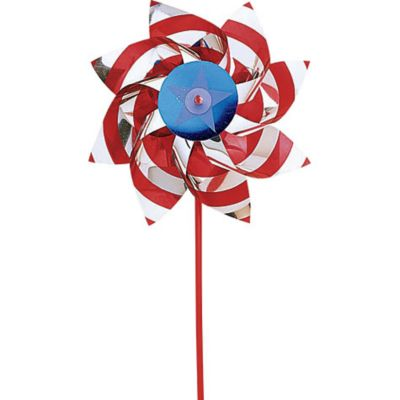 Red, White & Blue Pinwheel