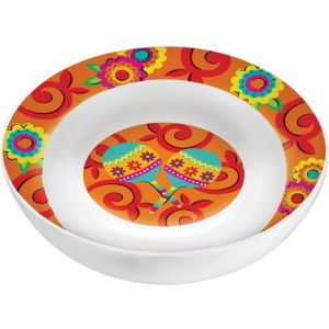 Caliente Fiesta Serving Bowl
