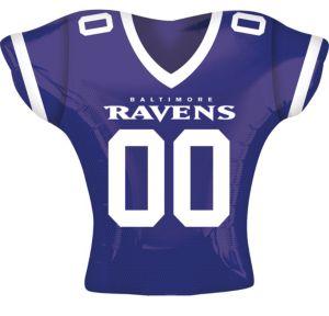 Baltimore Ravens Balloon - Jersey
