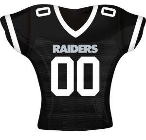 Oakland Raiders Balloon - Jersey
