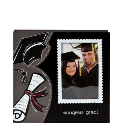 Cap and Diploma Graduation Photo Album