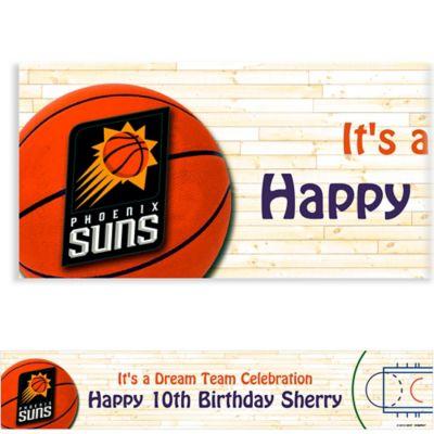 Phoenix Suns Custom Banner 6ft