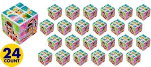 Disney Fairies Puzzle Cubes 24ct