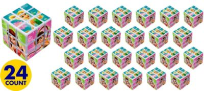 Disney Fairies Puzzle Cubes 24ct