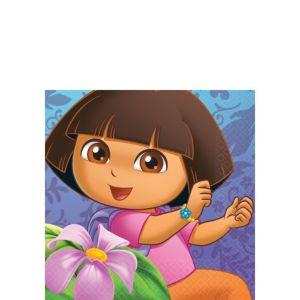 Dora the Explorer Beverage Napkins 16ct