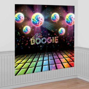 Disco Fever Scene Setter 2pc