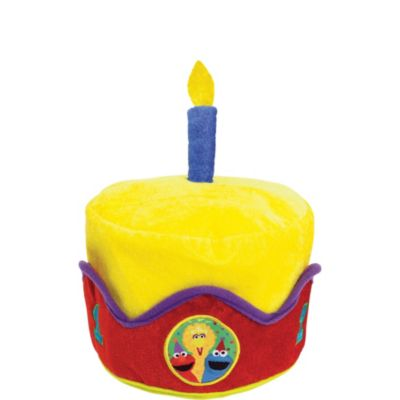 1st Birthday Sesame Street Hat