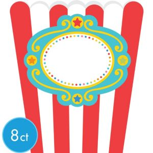 Fisher-Price 1st Birthday Circus Favor Bags 8ct