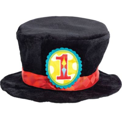 1st Birthday Fisher-Price Circus Hat