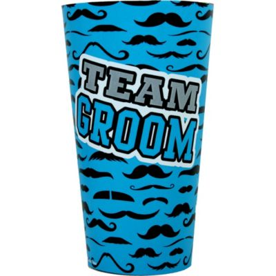 Team Groom Cup