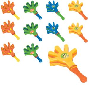 Yo Gabba Gabba! Mini Hand Clappers 48ct