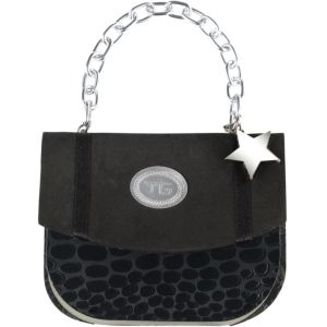 Black Crocodile Handbag Notepad