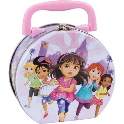 Mini Dora the Explorer Tin Box