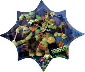 Teenage Mutant Ninja Turtles Balloon - Star