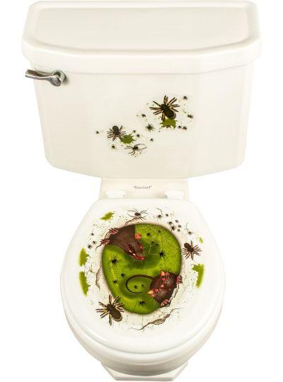 Toxic Sewage Toilet Seat Grabber