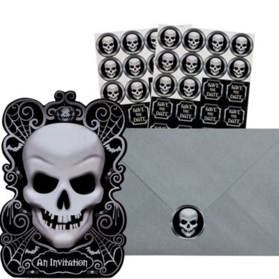 Fright Night Invitations 20ct