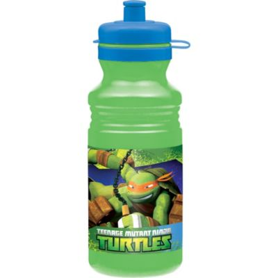 Teenage Mutant Ninja Turtles Water Bottle