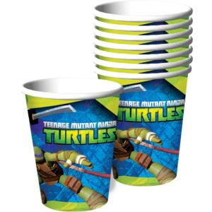 Teenage Mutant Ninja Turtles Cups 9oz 8ct