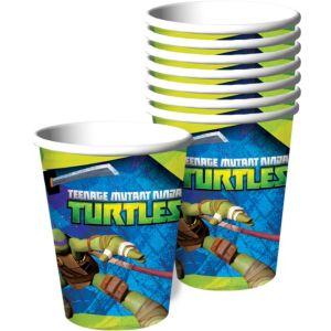 Teenage Mutant Ninja Turtles Cups 9oz 8ct