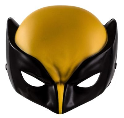 Child Plastic Wolverine Mask