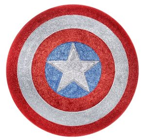 Child Glitter American Dream Shield