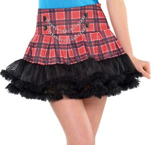 Teen Girls Geek Chic Tutu