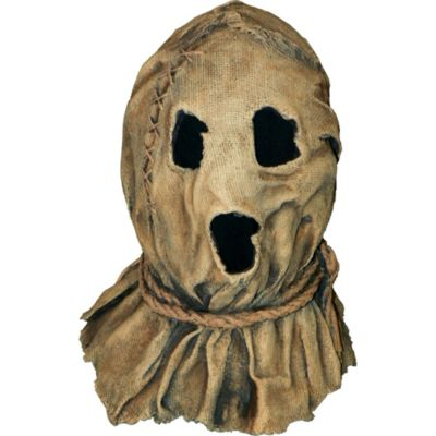 Latex Dark Night of the Scarecrow Bubba Mask