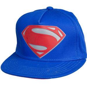 Superman Logo Baseball Hat