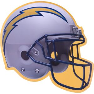 Los Angeles Chargers Cutout