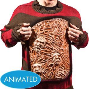Animated Freddy Krueger Sweater - Nightmare on Elm Street