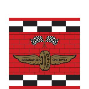 Indy 500 Lunch Napkins 24ct