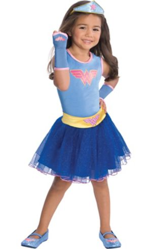 Child Wonder Woman Leotard