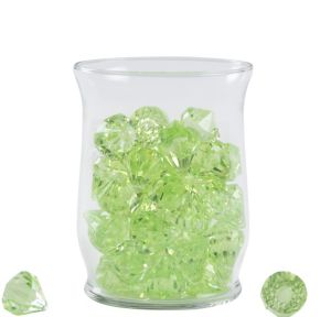 Avocado Diamond Table Scatters