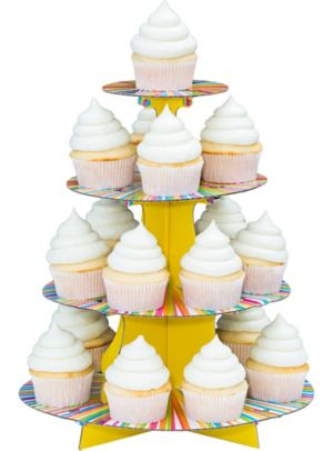 Wilton Color Wheel Cupcake Stand