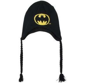 Batman Logo Peruvian Hat