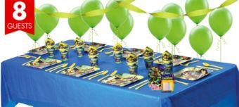 Teenage Mutant Ninja Turtles Basic Party Kit for 8 Guests