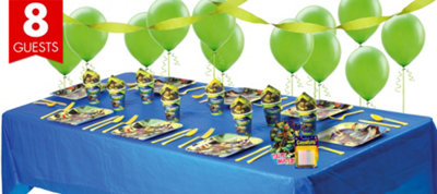 Teenage Mutant Ninja Turtles Party Supplies Basic Party Kit