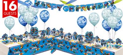 Skylanders Party Supplies Deluxe Party Kit